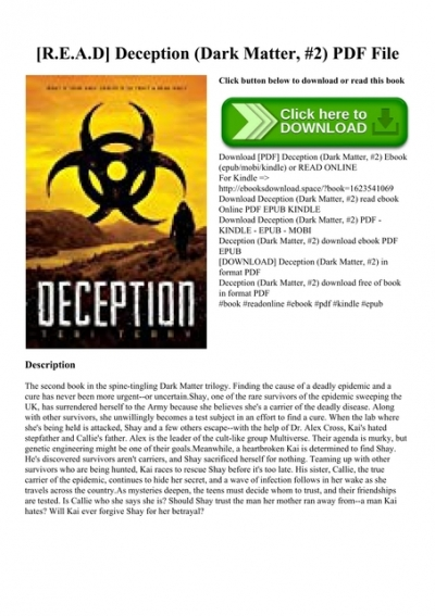 Deception pdf free download