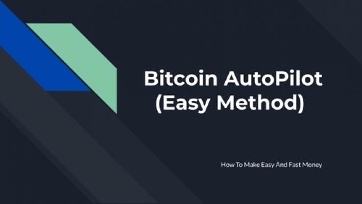 bitcoin autopilot