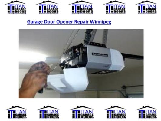 Garage Door Opener Repair Winnipeg