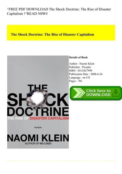 Capitalism PDF Free Download