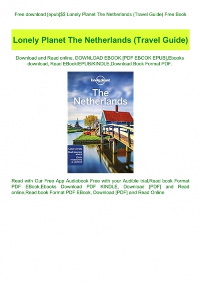 the travel book lonely planet free download