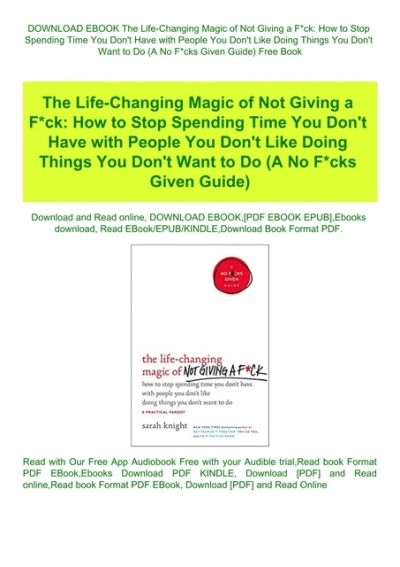 the no spend year pdf free download