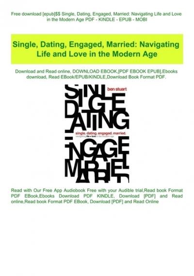Pdf book single dating engaged married [*PDF/EPUB] Single,