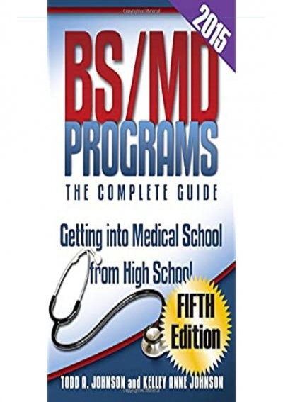 Bsmd Programs The Complete Guide Getting Pdf Read Online