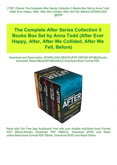 after series anna todd pdf free download