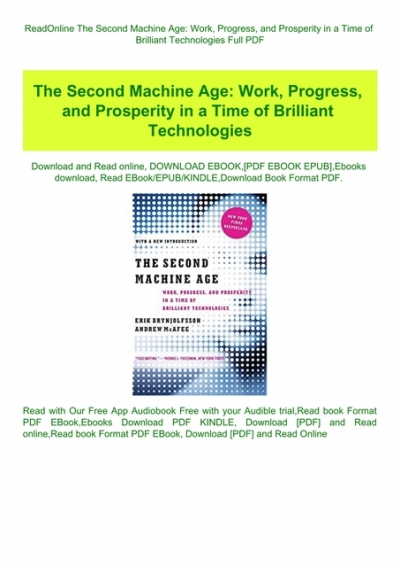 the second machine age pdf download free