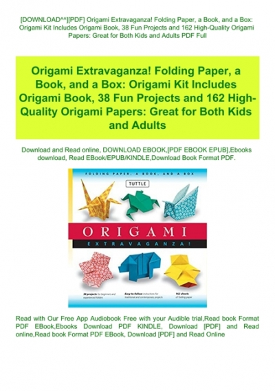 Origami e-Books Free for Android - APK Download | 567x400