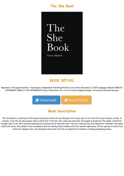 Pdf Epub The She Book For Any Device