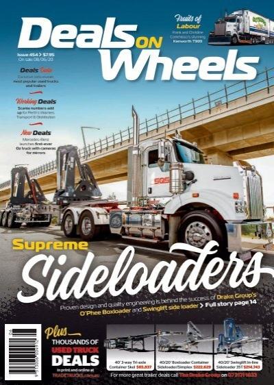 Deals On Wheels 454