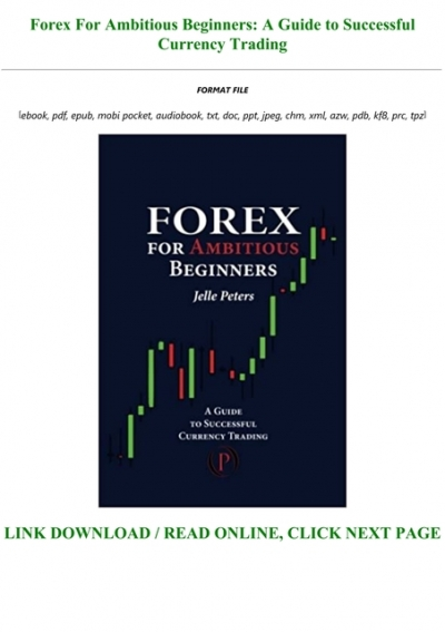 Forex for ambitious beginners pdf co chief investment officer job