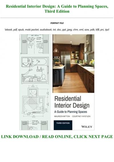 interior design for beginners pdf files