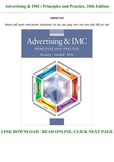 Advertising Imc Princi