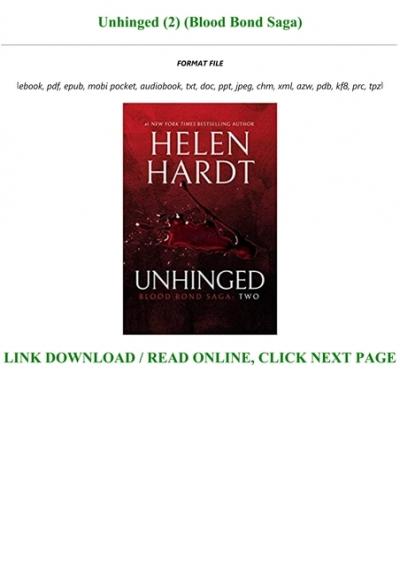 Blood bond saga book 2 pdf free download pdf