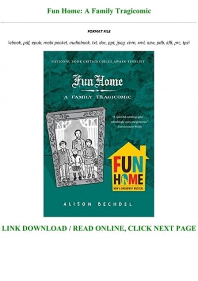 Fun home pdf free download 64 bit