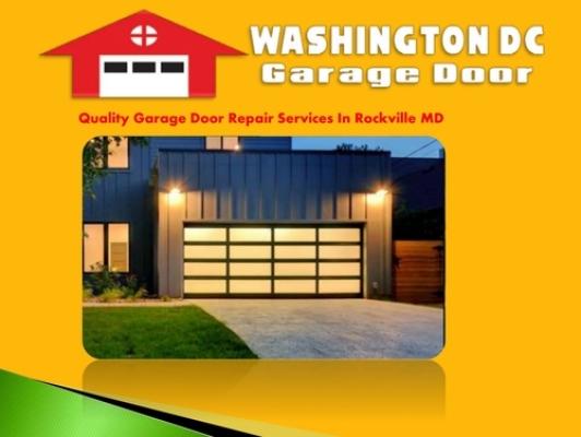 Quality Garage Door Repair Services In, Washington Dc Garage Door Repair