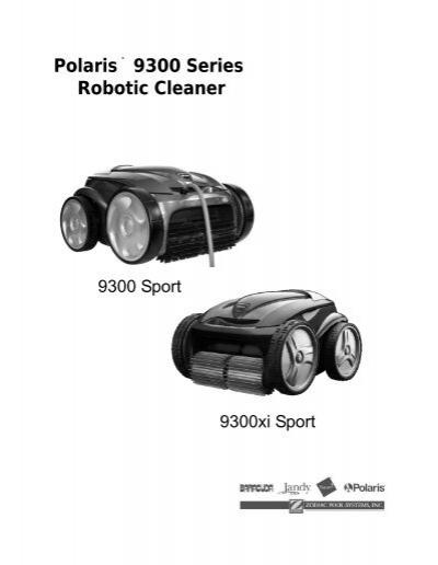 polaris 9300 series workbook rh yumpu com Polaris 9300 Troubleshooting Polaris 9300 Rebate