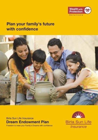 Dream Endowment Plan Brochure A5.cdr - Life Insurance ...