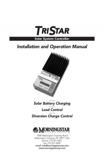 installation and operation manual wholesale solar rh yumpu com Solar PV System Solar Electric Systems