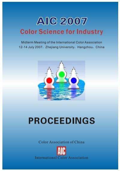 Proceedings International Colour Association