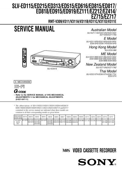 Service Manual - Diagramas Gratis
