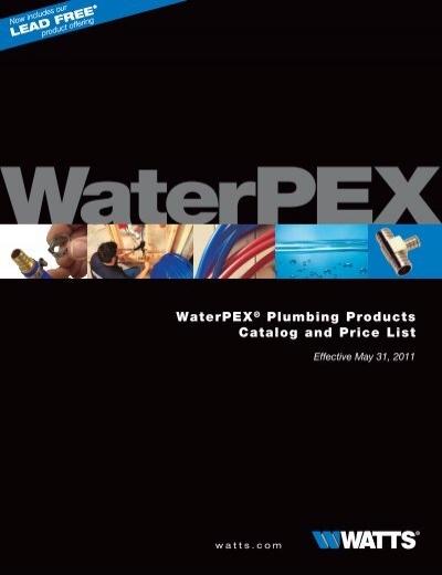 Watts Water Technologies WP15P-08PB Poly Alloy Pex Coupling