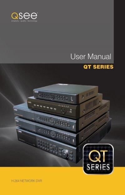 user manual q see rh yumpu com