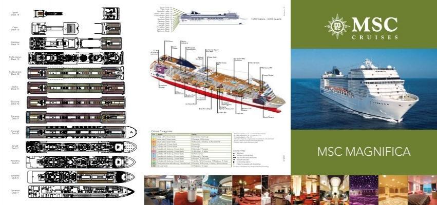 Msc Magnifica Msc Cruceros