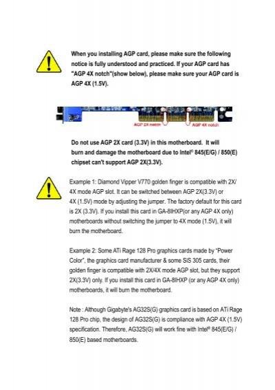 DRIVER UPDATE: G740B AGP GRAPHICS CARD