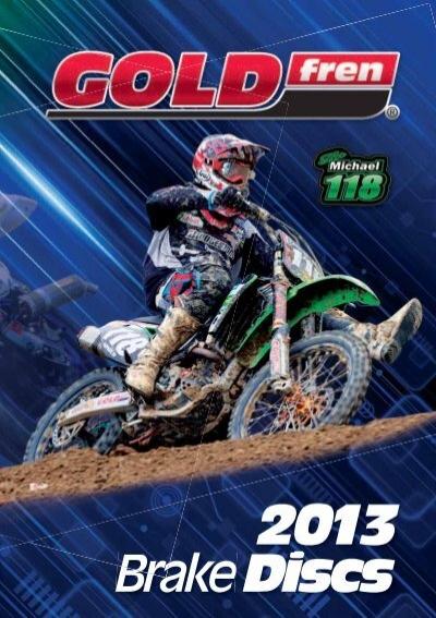 Front Brake Pads For Kawasaki KX500 1995 1996 1997 1998 1999 2000 2001 2002-2004