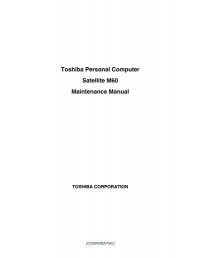toshiba personal computer maintenance manual diagramas rh yumpu com Toshiba E310 Toshiba Samsung Storage Technology Corporation