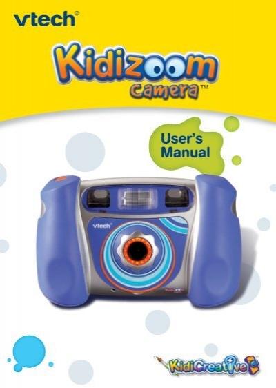 kidizoom camera manual vtech rh yumpu com vtech kidizoom camera orange manual vtech kidizoom duo camera user manual
