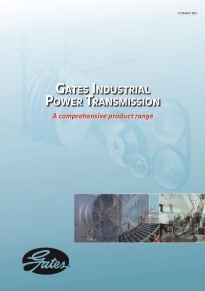 Gates B122 Hi-Power Belt