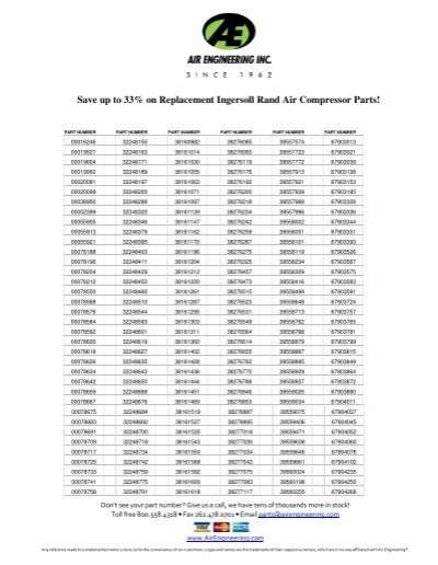 Ingersoll-Rand 39241112