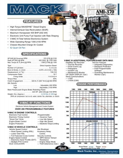 AMI-370 1001414 (52 QT)1-7-04 - Mack Trucks!