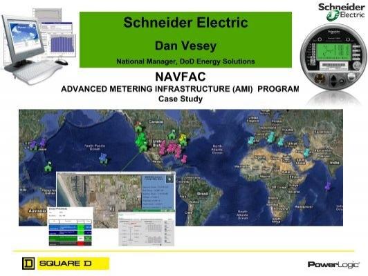 Navfac Advanced Metering Infrastructure Ami Program Eere