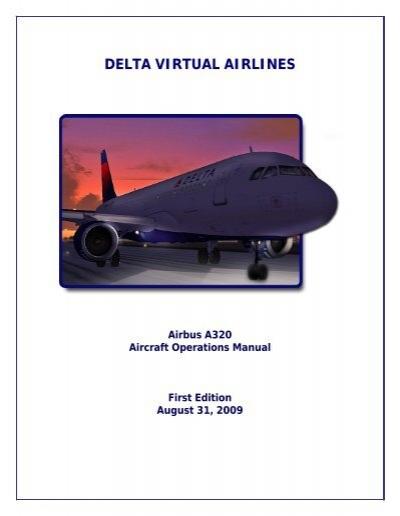 a320 operating manual delta virtual airlines rh yumpu com airbus a320 flight operation manual airbus a320 flight crew operating manual