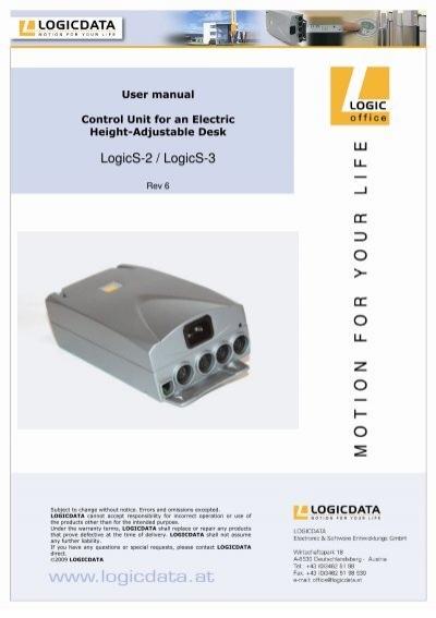 4 operating the logics control unit logicdata operating the logics control unit logicdata publicscrutiny Choice Image