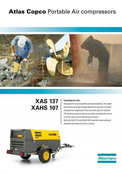 atlas copco xas 147 manual product user guide instruction u2022 rh testdpc co Atlas Copco Xas 750 Compressor Atlas Copco Xas 185 Manual