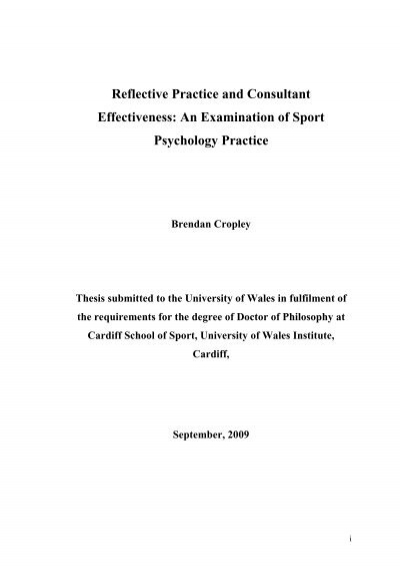 complete thesis of psychology Trying to complete a phd thesis in time for the october deadline we share some advice on getting over that final hurdle.