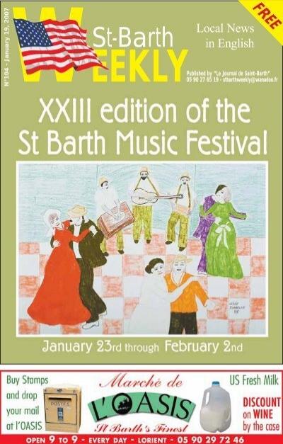 St barths online - Le journal de saint barth ...
