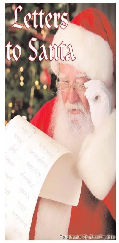 Santa Letters Matchbin