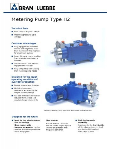 page 1 of 1 pump type des rh yumpu com