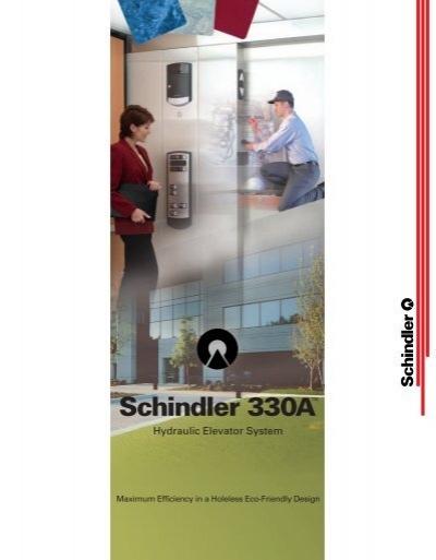 schindler 330a rh yumpu com Schindler Model 330A Schindler Model 330A