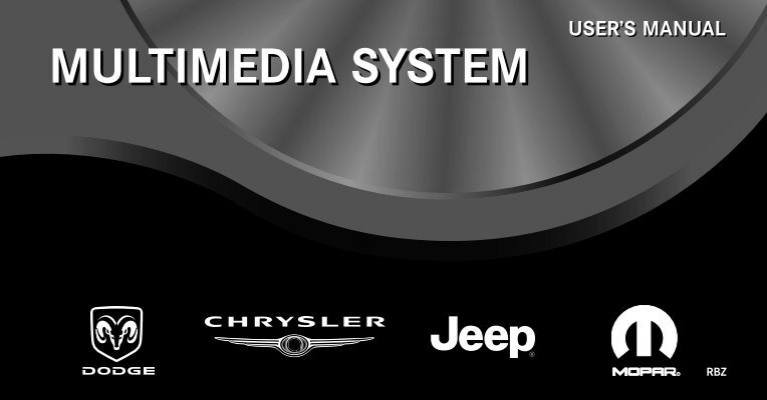 multimedia system user s manual jeep rh yumpu com Healthrider Manual