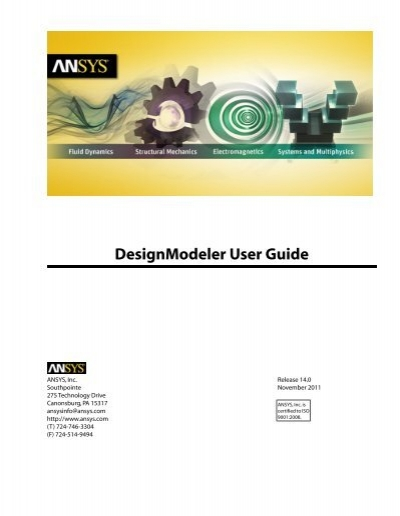 ansys fluent 18 user guide pdf