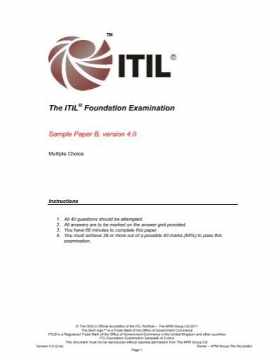 itil foundation interview questions and answers pdf