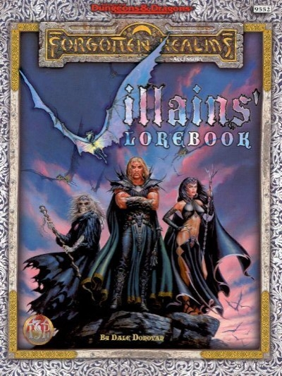 Villains' Lorebook pdf - Department of Political Science
