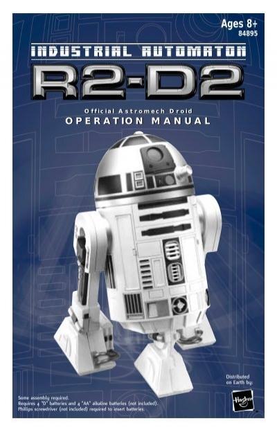 star wars interactive r2d2 manual instructions hasbro rh yumpu com R2-D2 and Android Wallpaper R2-D2 and Android Wallpaper