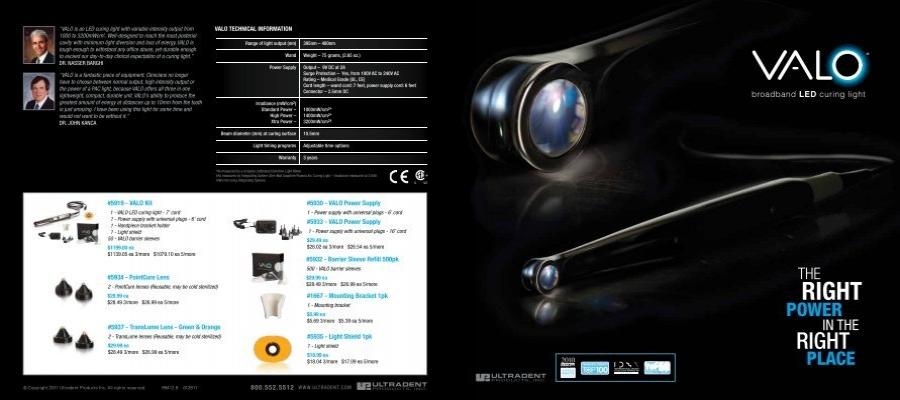 download  VALO LED Curing Light