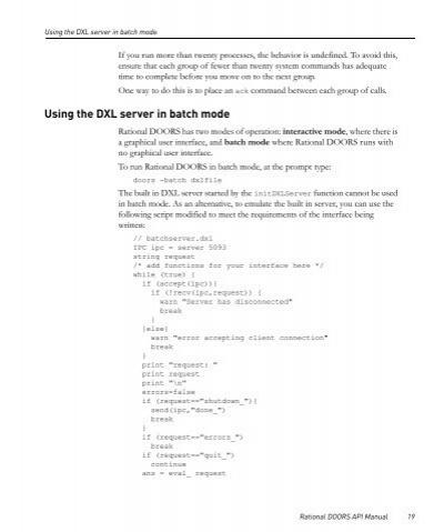 sc 1 st  Yumpu & Using the DXL server dxli